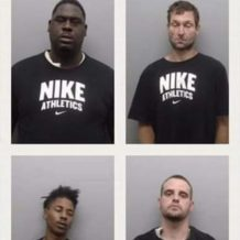 Arkansas Sheriff Poses Inmates In Nike Gear To Mock Colin Kaepernick