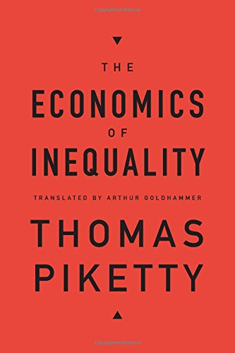 Thomas Piketty – The Economics of Inequality