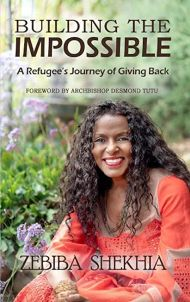 Building the Impossible: A Regugee's Journey of Giving Back