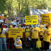 Immigrant essential workers rally in Manhattan for pathway to citizenship, party of nationwide day of action