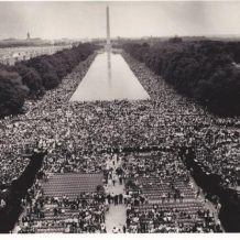 MLK's Family and Civil Rights Leaders Call for Voting Rights March on Washington