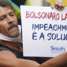 Calls for Impeachment as Bolsonaro Incites Far-Right at Rallies in Brazil