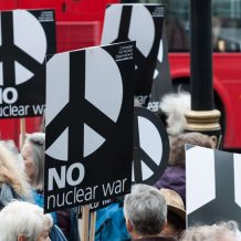 Support for Nuclear Ban Treaty Is Rising. Nuclear Nations Are on the Defensive.
