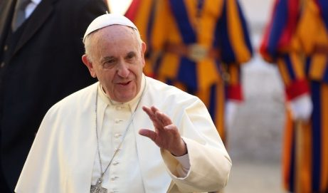 Pope Francis Tells Vaccine Skeptics to Stop Being Idiots and Get Their Shots