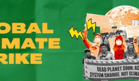 #UprootTheSystem: Climate Movement Readies Another Global Strike