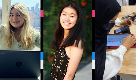 International Day of the Girl 2021: Meet 3 girls working to close the digital divide around the world