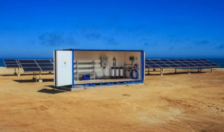 Solar-Powered Desalination Device Will Turn Sea Water Into Fresh Water For 400,000 People
