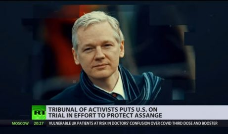 Tribunal of activists puts US on trial in effort to protect Assange – YouTube